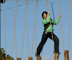 High Ropes Course Coventry