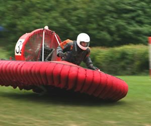 Hovercraft Experiences Liverpool