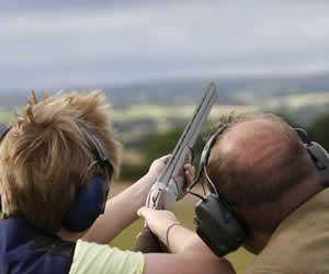 Clay Pigeon Shooting Liverpool
