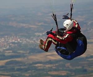 Parachute Jumping Cornwall